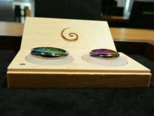 【SORA(ソラ)の口コミ】 指輪に色がついていること、デザインも自分でなりにアレンジができること…