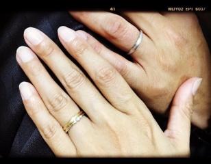 【BlaCykel(ブラシュケル)の口コミ】 結婚指輪のリサーチを各社始めた時に、まず価格で残ったのがスタージュエ…