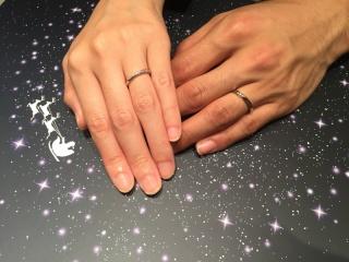 【銀座ダイヤモンドシライシの口コミ】 何件かお店回りましたが、 金属アレルギーがありプラチナ指定や指に対して…