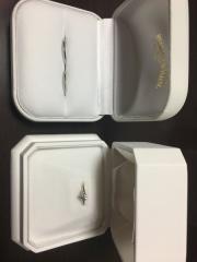 【WATANABE / 宝石・貴金属 渡辺の口コミ】 自分たちの好きなデザインの指輪をセットにできることが決め手でした(✿&ac…