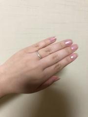 【宝寿堂(ほうじゅどう)の口コミ】 結婚指輪を探した初日は何店舗も回って彼も私も疲れました。彼には気に入…