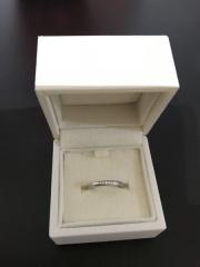 【アイプリモ(I-PRIMO)の口コミ】 私は指が太いためリング幅が細い指輪を探して複数のショップへ行きましたが…