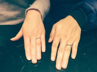 【CHRISTIAN BAUER(クリスチャンバウアー)の口コミ】 普段指輪をあまり着けないため、着け心地の良さを重視しました。デザイン…