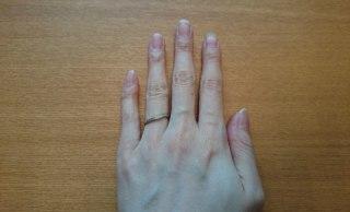 【canal4℃(カナルヨンドシー)の口コミ】 よく多くの方がしている「ストレート」の指輪は私の好みではなかったので、…