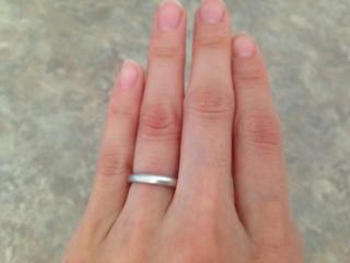 【ヴァン クリーフ&アーペル(Van Cleef & Arpels)の口コミ】 元々ヴァンクリーフ&アーペルが大好きだったので、このブランドの指輪…