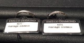 【エクセルコダイヤモンド(EXELCO DIAMOND)の口コミ】 こちらの希望を聞いた後、希望に沿ったものと沿わないものを複数提示いた…
