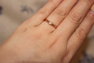 【4℃(ヨンドシー)の口コミ】 指が太く短かったことが、少し近プレックスだったのですが、指を細く長く…