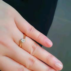 【宝寿堂(ほうじゅどう)の口コミ】 せっかくの指輪を箪笥の肥やしにはしたくなかったので、気軽に普段使いで…