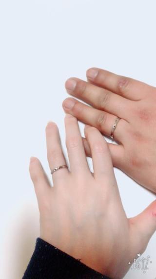 【JEWELRY  KAMATA(ジュエリーかまた)の口コミ】 「THE結婚指輪」という感じにしたかったので、シンプルだけれどもシンプル…