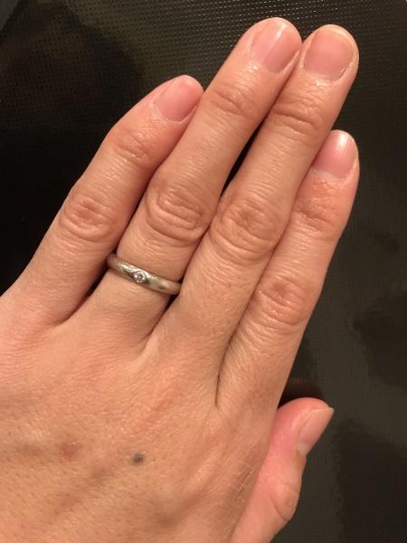 ハリー ウィンストン 指輪