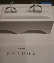 【BRIDGE(ブリッジ)の口コミ】 【水は急がず怠けずただしっかりと自分のペースで歩を進めます、二人の歩…