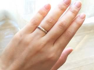 【フラー・ジャコー(FURRER-JACOT)の口コミ】 結婚指輪はとにかく「シンプルで持ちが良いもの」をを希望していました。い…