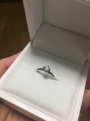 【ギンザタナカブライダル(GINZA TANAKA BRIDAL)の口コミ】 交際していた中でも、指輪はアクセサリーとして買ってもらったりしていま…