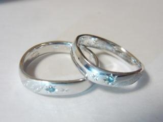 【With(ウィズ)の口コミ】 自分たちだけの指輪が欲しくて探しました。思い出や記念日にちなんだデザ…