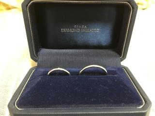 【銀座ダイヤモンドシライシの口コミ】 店員さんが丁寧に対応してくれました。他に検討していた大手ブランドの定…