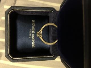 【銀座ダイヤモンドシライシの口コミ】 新作のホワイトリリーというリングを買おうと決め来店。それにあった上質…
