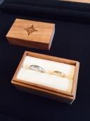 【PORTADA(ポルターダ)の口コミ】 シンプルながらデザイン性がある指輪を探していました。予算内のいくつか…