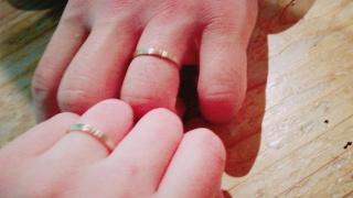 【銀座ダイヤモンドシライシの口コミ】 いつまでも一緒に時を重ねることができる気取らない指輪を 銀座ダイヤモン…