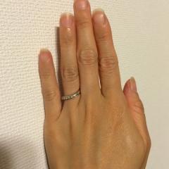 【アイプリモ(I-PRIMO)の口コミ】 逆S字というあまり聞かないカーブの入り具合がとても指、手全体にフィット…