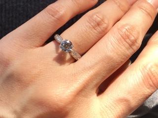 【エクセルコダイヤモンド(EXELCO DIAMOND)の口コミ】 旦那と共に、ハイブランドから専門店などいろんなショップへまわりました…