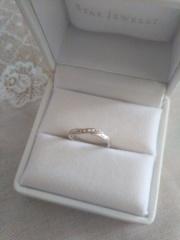 【スタージュエリー(STAR JEWELRY)の口コミ】 以前結婚当初に買ってもらった指輪があったのですが、3年でダイヤが取れて…