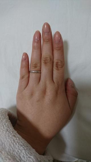 【アイプリモ(I-PRIMO)の口コミ】 最初はTHE・結婚指輪なシンプルな物を探していたのですが、見てるうちにダ…