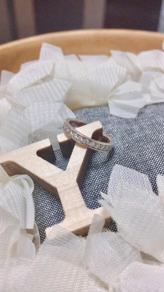 【COCKTAIL(カクテル)の口コミ】 授かり婚であり結婚式も挙げておらず、当時は結婚指輪だけでした。子供が…