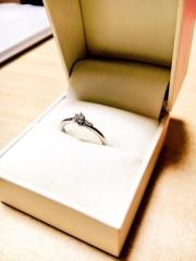 【KITAGAWA(キタガワ)の口コミ】 婚約指輪として見に行きました。何店舗かジュエリーショップをめぐってい…