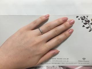 【カオキ ダイヤモンド専門卸直営店の口コミ】 価格です。他社のブランドも見回りましたが、本当に何倍も価格が高く、何…