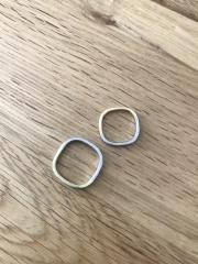 【mina.jewelry(ミナジュエリー)の口コミ】 有名なブランドの指輪も見てきましたが、ナチュラルな雰囲気が好きなため…