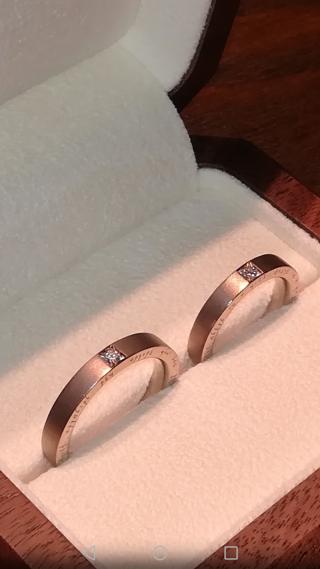 【TANZO(タンゾウ)の口コミ】 既製品の指輪をいろいろ見て回りましたが 色が気に入らなかったり デザイ…