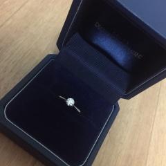 【銀座ダイヤモンドシライシの口コミ】 3件ほどお店を廻りましたが「銀座ダイヤモンドシライシさん」に決めまし…
