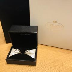 【エクセルコダイヤモンド(EXELCO DIAMOND)の口コミ】 どの角度から見ても、ダイヤがキラキラしていて、本当に綺麗だったので、…