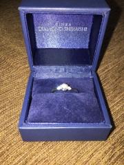 【銀座ダイヤモンドシライシの口コミ】 価格とダイヤモンドの質が、こちらの希望と合っていました。 接客も感じが…