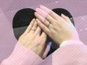 【JEWELRY  KAMATA(ジュエリーかまた)の口コミ】 太さがちょうどよくて、付けると指が長く見えるので選びました。 シンプル…