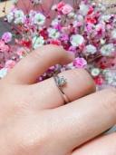【宝寿堂(ほうじゅどう)の口コミ】 インターネットで調べて少し不安もあったのですが指輪のサイズから指輪の…