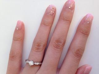 【ラザール ダイヤモンド(LAZARE DIAMOND)の口コミ】 ラザールダイヤモンドはダイヤモンドのカットが売りであるそうで非常にき…