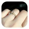 【ORECCHIO(オレッキオ)の口コミ】 ずっとずっと憧れだった一粒ダイヤの指輪。結婚5周年を迎えるにあたり、…