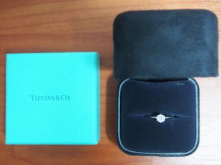 【ティファニー(Tiffany & Co.)の口コミ】 指輪がティファニーが良い!と旦那に昔から伝えていたのですが、それを旦…
