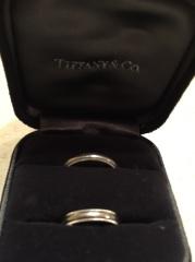 【ティファニー(Tiffany & Co.)の口コミ】 ティファニーはとても品があり飽きがこないデザインで長くつける指輪とし…