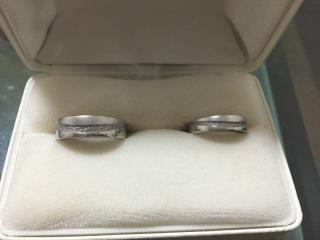 【ジュエリーアトリエ常岡の口コミ】 NIWAKAの指輪が気になってたのですが、当時取り扱ってる店舗が少なく何点…