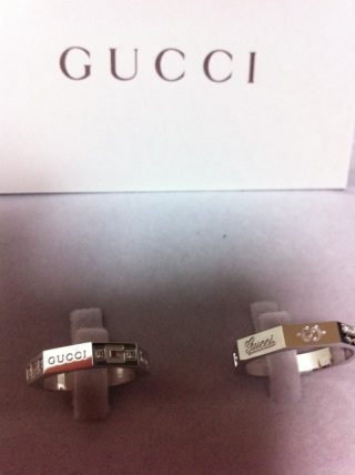 【グッチ(GUCCI)の口コミ】 私も旦那もGUCCIのブランドが好きだった為、結婚指輪はGUCCIにしようと決…