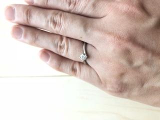 【俄(にわか)の口コミ】 旦那さんがプロポーズのために用意してくれたので、決め手はわかりません…