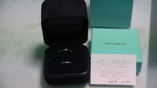 【ティファニー(Tiffany & Co.)の口コミ】 旦那様が誕生日に財布を買ってくれると言う事で大丸へ行った時、同じフロ…