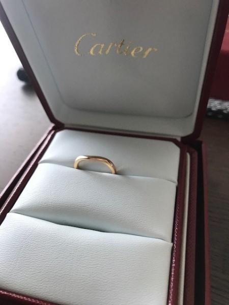 new product ec452 49431 こちらの指輪はカーブの曲線がとても綺麗で指を長く見せてくれ ...