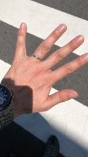 【ガラOKACHIMACHIの口コミ】 デザイン、付け心地、価格です。指輪選びをする前から、ある程度理想にし…