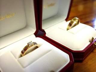 【カルティエ(Cartier)の口コミ】 決め手は、昔からの憧れのブランドであったこと、主人と私両方に似合ったデ…