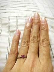 【スタージュエリー(STAR JEWELRY)の口コミ】 婚約を急いだ経緯もあり、各ブランドが婚約指輪として販売しているものから…