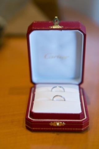 【カルティエ(Cartier)の口コミ】 購入の決め手はダイナミックなところです。 エンゲージリングはカルティエ…