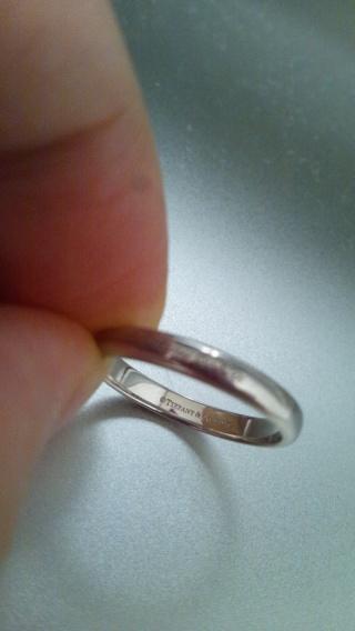 【ティファニー(Tiffany & Co.)の口コミ】 TIFFANY&COはとても女性の憧れのブランドです。結婚指輪にはおす…
